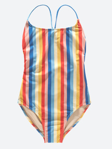 Gelato Tie-Back Bathing Suit